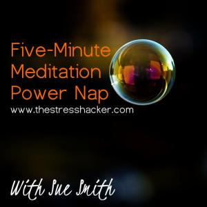 Five Minute Power Nap Art