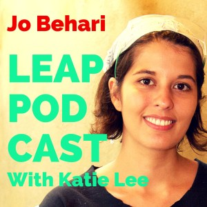 ITunes LEAP Podcast - Jo Behari.png