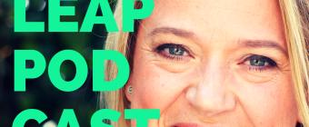 LEAP Podcast E2 – Nancy Cruickshank, founder of Handbag.com and MyShowcase.com