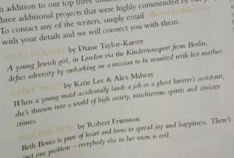 We got Forum listed in the BAFTA Rocliffe Children's Media Award!
