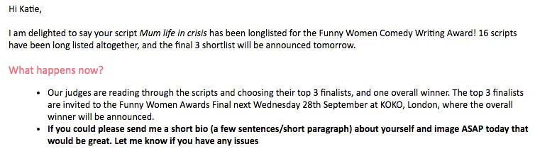 funny_women_comedy_writing_award_longlist